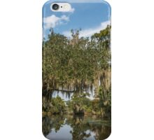 New Orleans Swamps iPhone Case/Skin