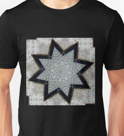 Water Star Mandala Unisex T-Shirt
