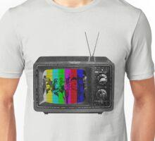 Persona 4 Color Bar TV Unisex T-Shirt