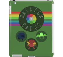 Rainbow Badge - Kanto Region - Pokemon iPad Case/Skin