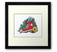 Natural outfit Framed Print