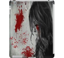 Horror Poster iPad Case/Skin