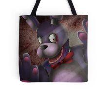 Creepy Bonnie Tote Bag