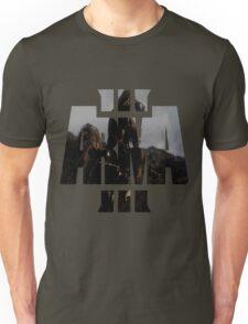 Arma 3 - Edited Logo (Sniper + Spotter) Unisex T-Shirt
