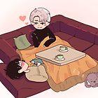 Viktor and Yuri by iraexe