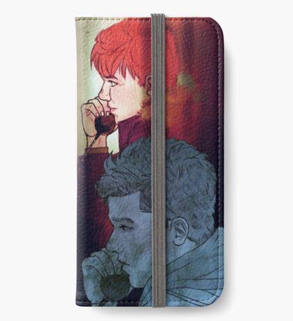 mickey milkovich iPhone Wallet/Case/Skin