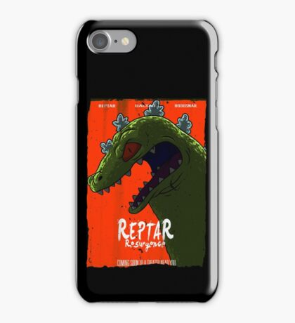 Reptar Resurgence iPhone Case/Skin