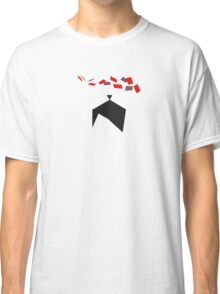 Kubo's Origami Dreams (red) Classic T-Shirt