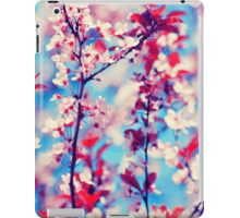Blooming iPad Case/Skin