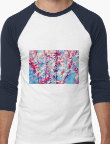 Blooming Men's Baseball ¾ T-Shirt