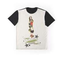 Sailor Jerry Derby Girl #2 Graphic T-Shirt