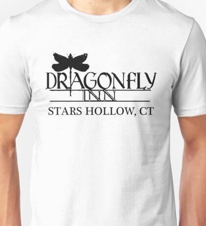Dragonfly Inn Logo - Gilmore Girls Unisex T-Shirt