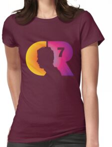 Cristiano 7 Womens Fitted T-Shirt