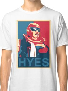 HYES! - Captain Falcon Poster Classic T-Shirt