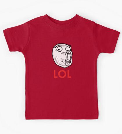 MEME: LOL Kids Tee