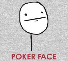 MEME: Poker Face Baby Tee