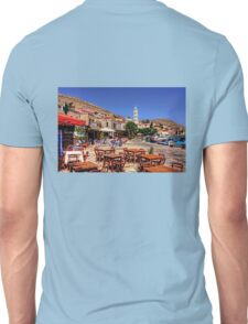 Bell Tower and Tables Unisex T-Shirt