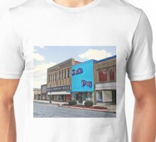 Smith Drugs and Hickory Furniture Outlet Unisex T-Shirt