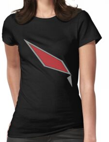 Pokémon Sun & Moon - Gladion's Jacket Design Womens Fitted T-Shirt