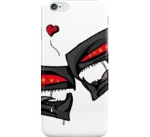 Mr and Mrs MUTO iPhone Case/Skin