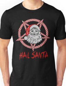 Hail Santa Gift christmas shirt Unisex T-Shirt