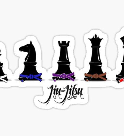 Human Chess Sticker