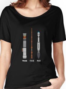 TAKE YOUR PICK  Women's Relaxed Fit T-Shirt