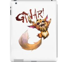 Gnar - Bad  iPad Case/Skin