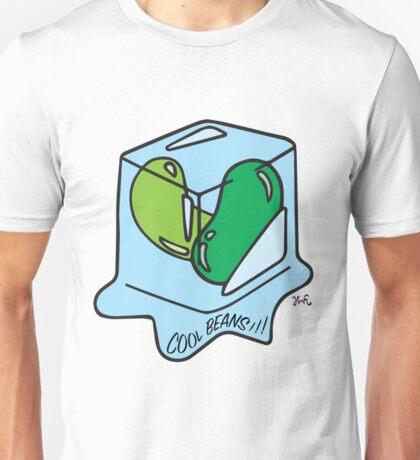 Cool Beans!!! (Large)  Unisex T-Shirt
