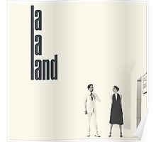 Lala Land The Movie Poster