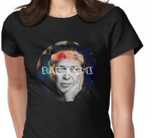 Steve Baescemi Womens Fitted T-Shirt