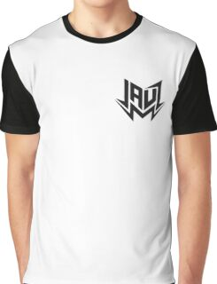 New Jauz Logo Graphic T-Shirt