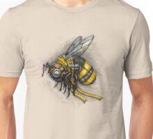 Bumblebee Shirt (Light Background) Unisex T-Shirt