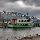 Tourist Boat at Glennridding by Trevor Kersley