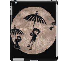 Baudelaire Umbrellas iPad Case/Skin
