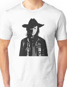 The Walking Dead - Carl Grimes Profile Unisex T-Shirt