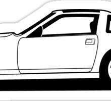 Nissan 300zx - Z31 Sticker