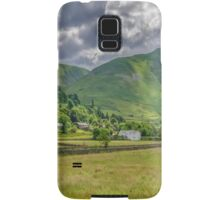 Hartsop Village Lake District Samsung Galaxy Case/Skin