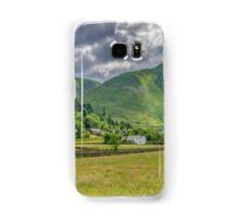 Hartsop Village Lake District Samsung Galaxy Case/Skin