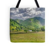 Hartsop Village Lake District Tote Bag