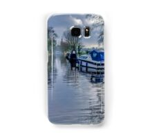 On The Canal Ripon Samsung Galaxy Case/Skin