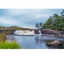 Aasleagh Falls, Connemara, Ireland Photographic Print