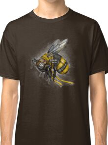 Bumblebee Shirt (Dark Background) Classic T-Shirt