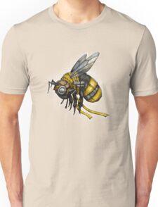 Bumblebee Shirt (Dark Background) Unisex T-Shirt