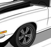 Chevy Camaro - Chevrolet Sticker