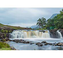 Aasleagh Falls, Connemara, Ireland 2 Photographic Print
