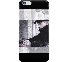 Mark Harmon miniature MH3 iPhone Case/Skin