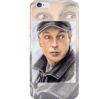 Mark Harmon miniature MH4 iPhone Case/Skin