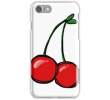 two on a stem iPhone Case/Skin