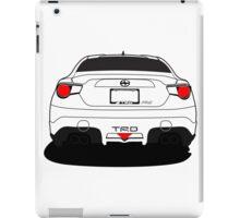 Toyota FRS TRD iPad Case/Skin